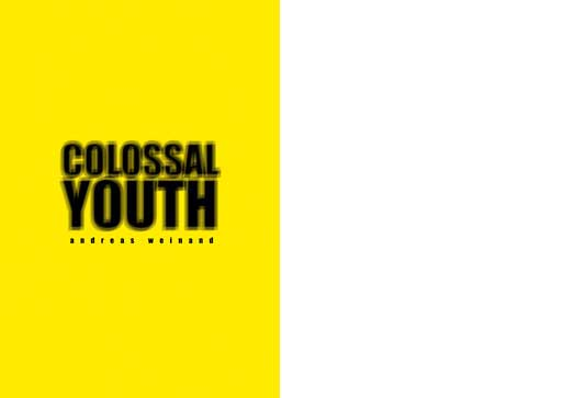 Peperoni Books: Colossal Youth
