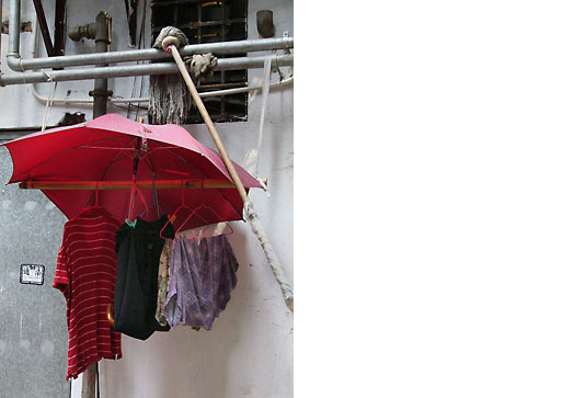 Peperoni Books: HONG KONG UMBRELLA