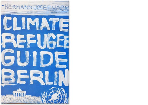 Peperoni Books: Climate Refugee Guide Berlin